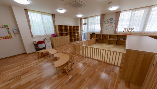 福島卸商団地みらい・ゆめ保育園